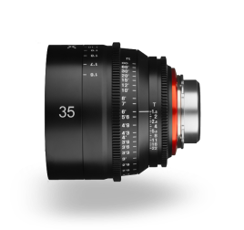 XEEN CINEMA LENSES